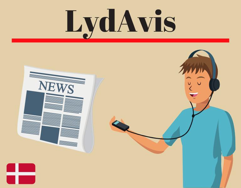lydavis-dansk, se hvor du kan høre aviser på lydbog