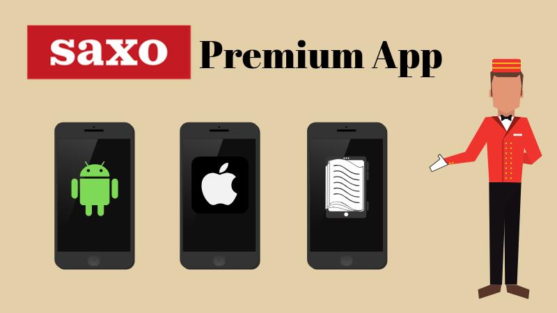 Saxo Premium App